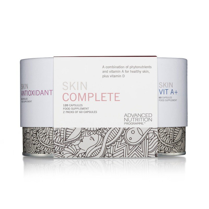 advanced nutrition programme skin complete duo pack at the Nail & Body boutique, Reigate, Surrey